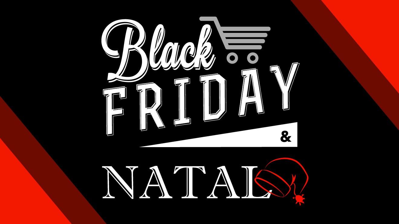 Como aumentar as vendas na Black Friday e Natal