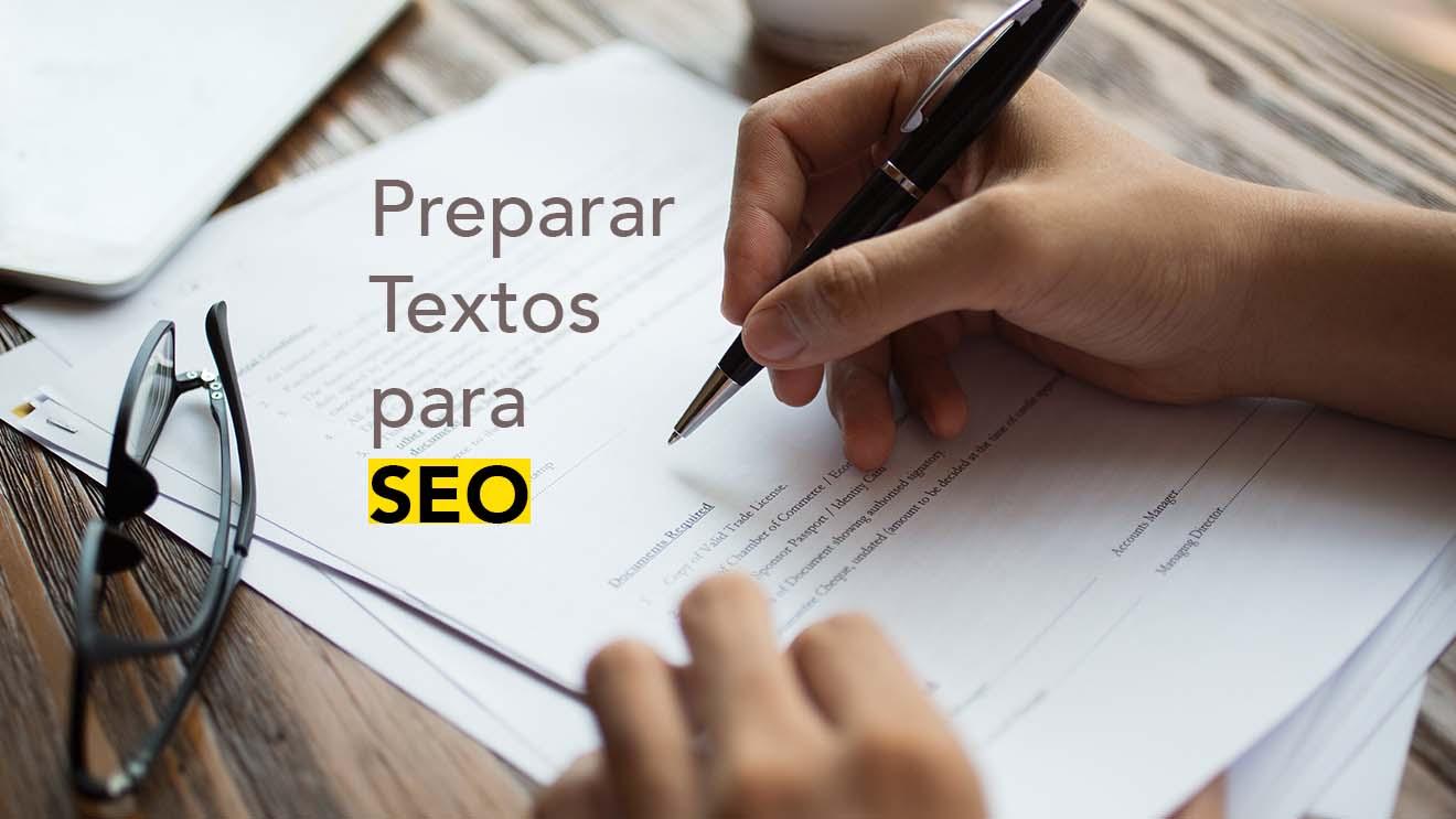 Como preparar os textos do seu site para o SEO 1