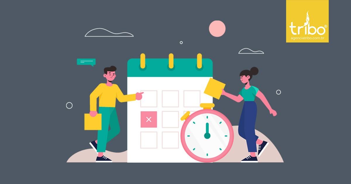Ferramenta de calendário sazonal para sua empresa explorar datas e vender mais