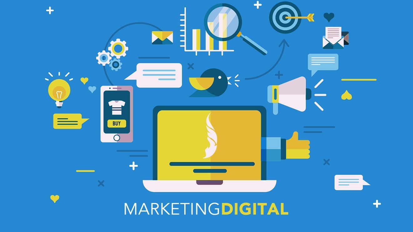 Marketing Digital para atrair clientes e vender mais
